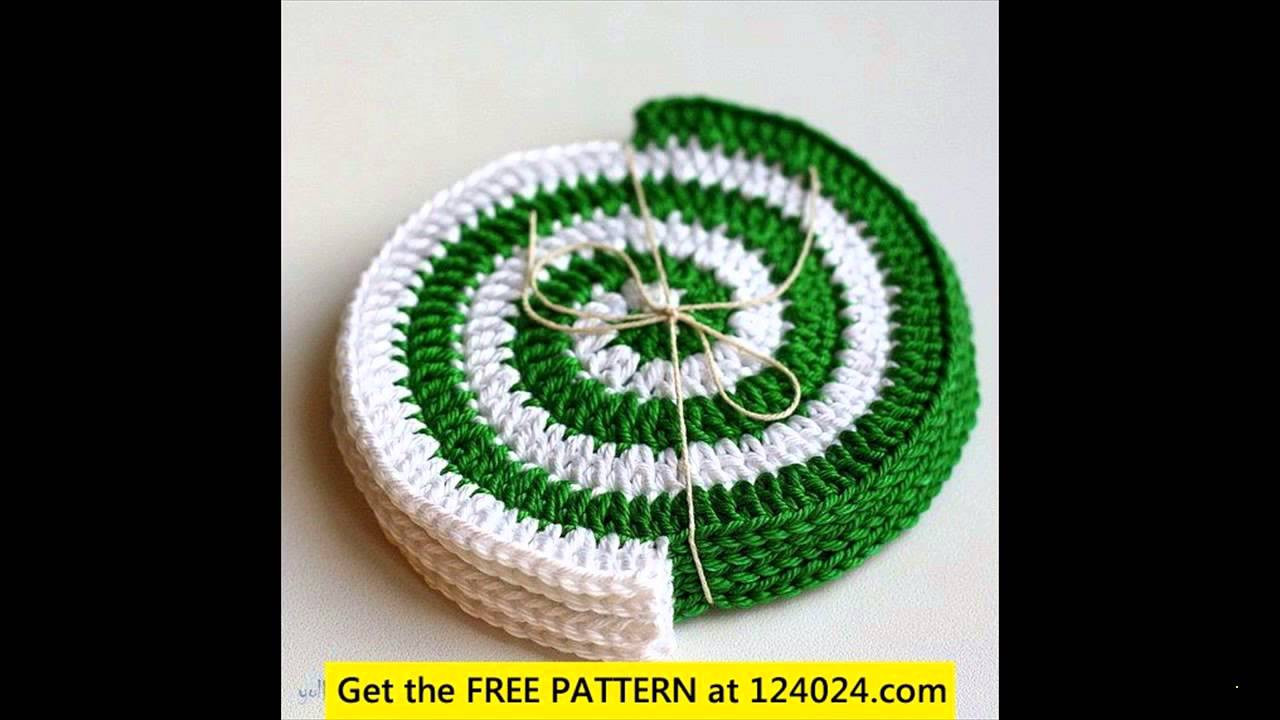Inspirational Coasters Youtube Youtube Crochet Patterns Of Contemporary 46 Ideas Youtube Crochet Patterns