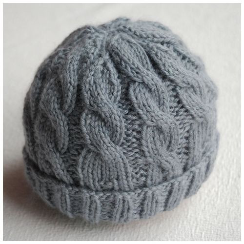 Contemporary and modern hat knitting patterns