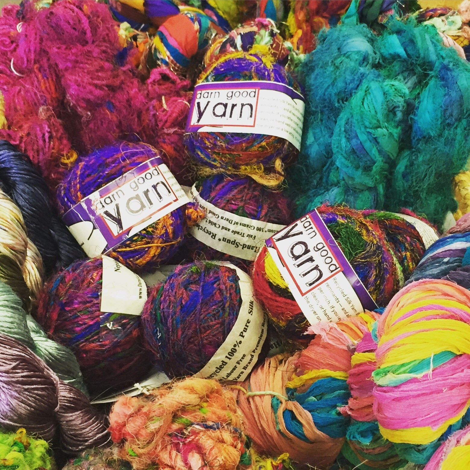 Inspirational Conway Needs A Local Yarn Shop Twisted Purl Yarn Outlet Of Amazing 50 Photos Yarn Outlet