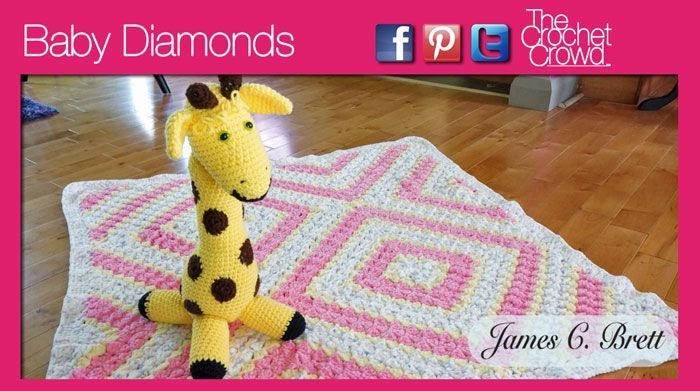 Corner to Corner Crochet pattern