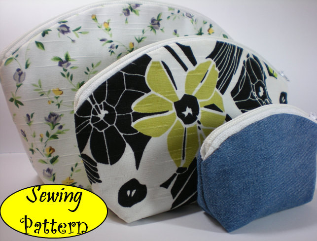 Inspirational Cosmetic toiletry Pouch Box Bag Tutorial Sewing Pattern Makeup Bag Pattern Of Wonderful 47 Photos Makeup Bag Pattern