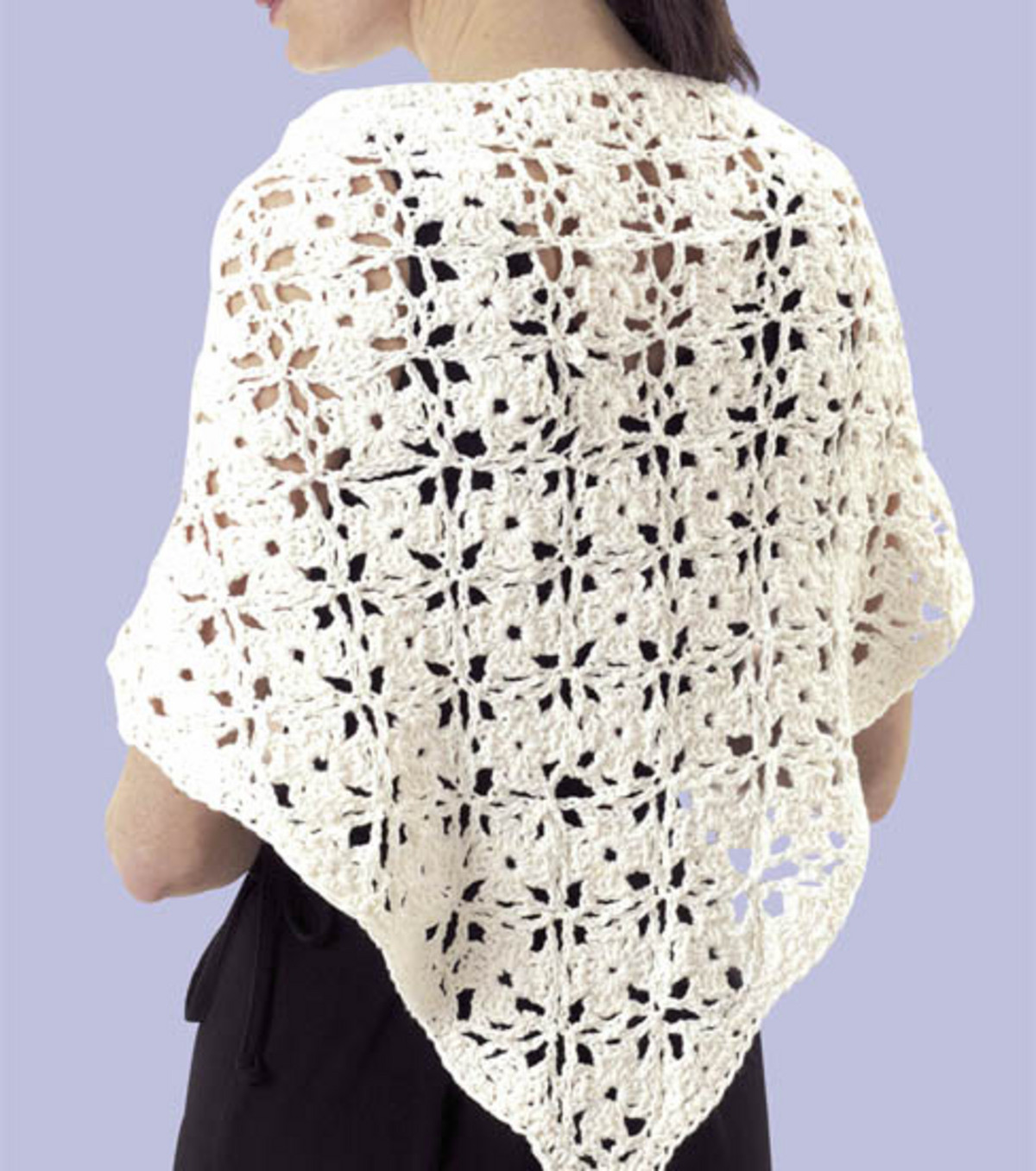 Craftdrawer Crafts paring Crochet Buying a Poncho or