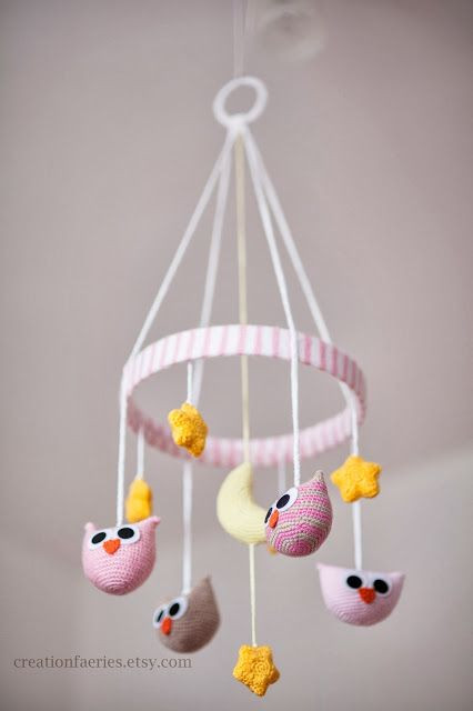 Inspirational Creation Faeries Handmade Blog Crocheting Project Baby Crochet Baby Mobile Of Amazing 42 Ideas Crochet Baby Mobile