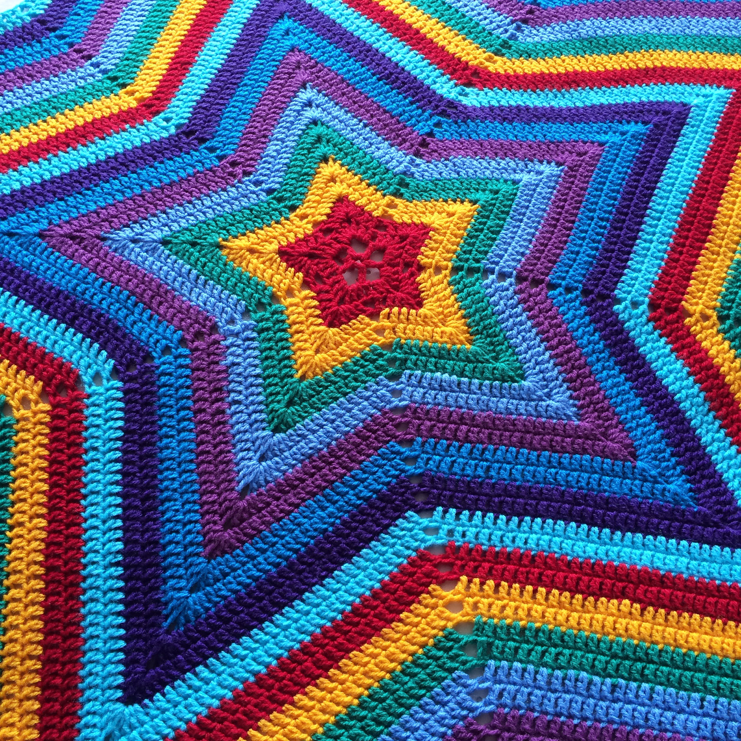 Inspirational Crochet Blankets – Patternpiper Crochet Star Blanket Of Superb 49 Images Crochet Star Blanket