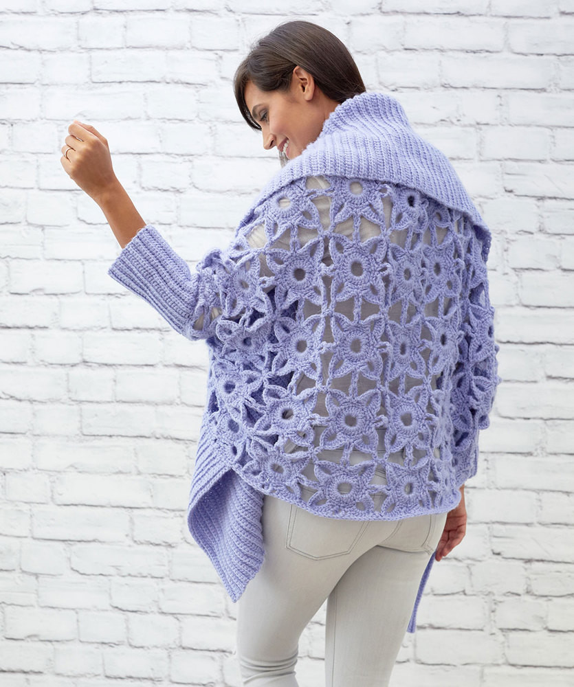 Inspirational Crochet Cardigans ⋆ Crochet Kingdom 94 Free Crochet Patterns Crochet Lace Cardigan Of Great 45 Images Crochet Lace Cardigan