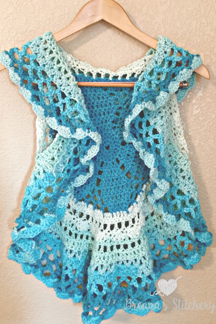 Inspirational Crochet Circle Vest Hooked On Homemade Happiness Crochet Circle Vest Of Superb 50 Pics Crochet Circle Vest
