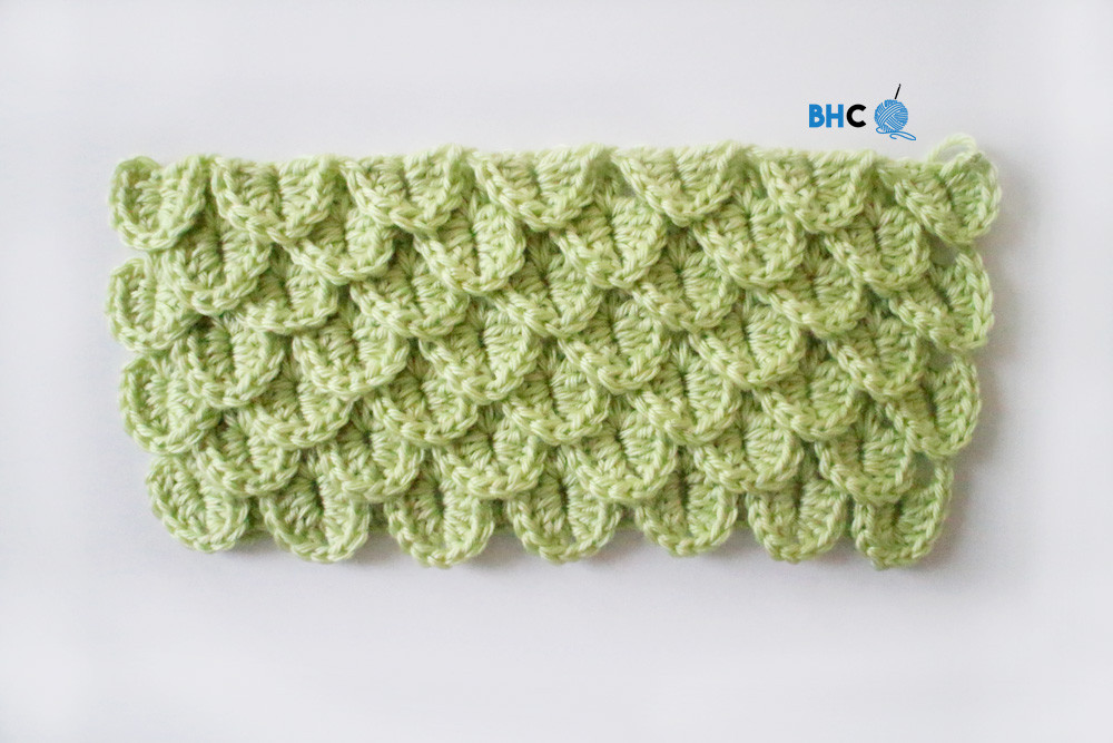 Inspirational Crochet Crocodile Stitch B Hooked Crochet Crochet Stitches with Pictures Of Marvelous 46 Photos Crochet Stitches with Pictures