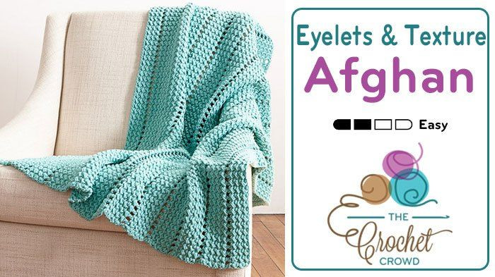 Inspirational Crochet Eyelets & Texture Afghan Tutorial the Crochet Crochet Crowd Baby Blanket Of Brilliant 40 Photos Crochet Crowd Baby Blanket