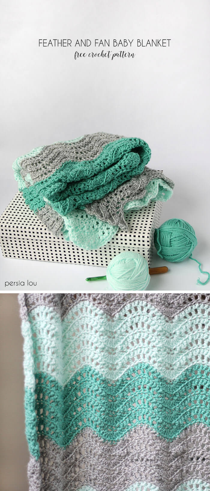 Inspirational Crochet Feather and Fan Baby Blanket Free Pattern Baby Patterns Of New 50 Ideas Baby Patterns