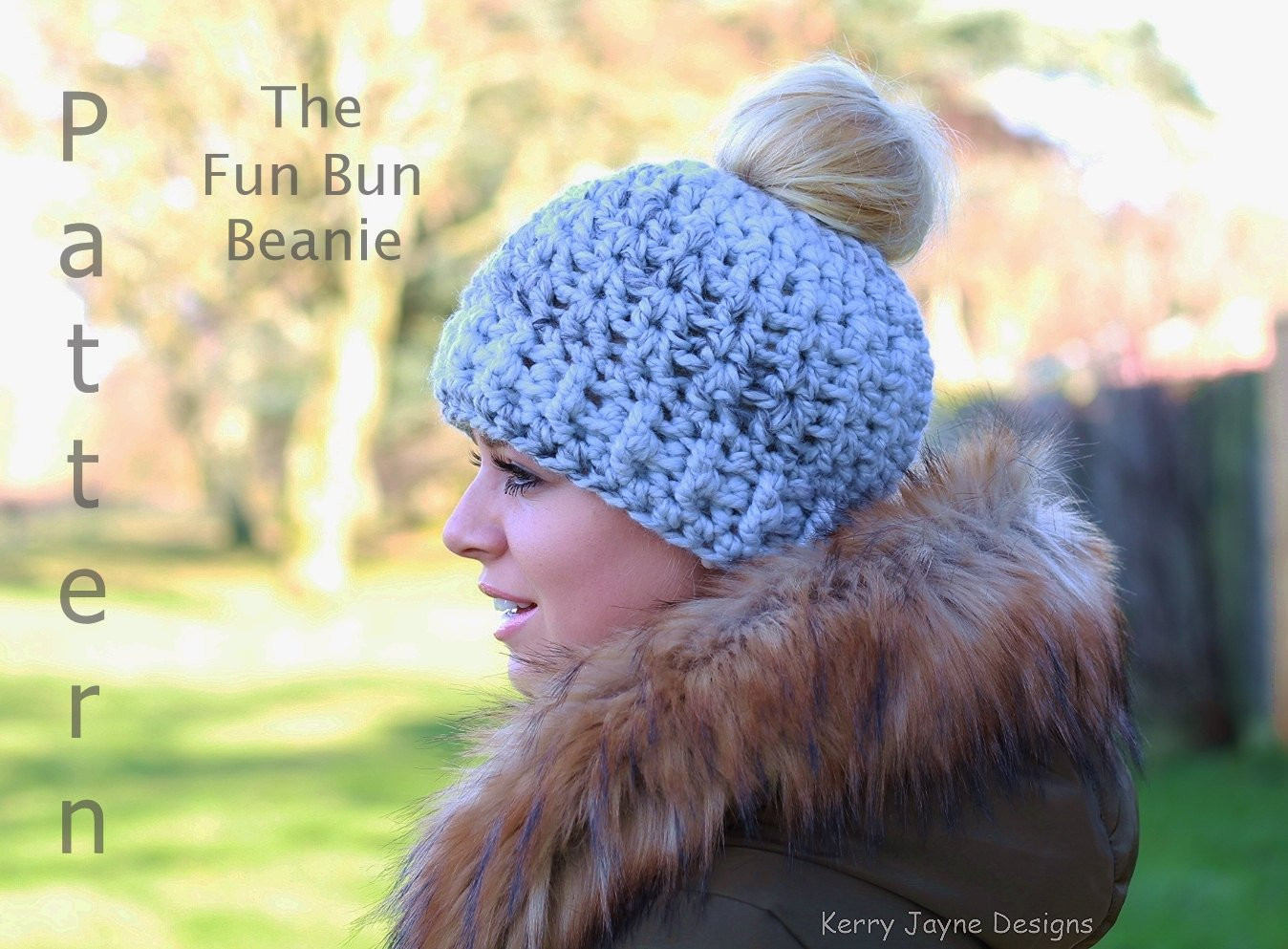 Inspirational Crochet Hat Pattern Fun Messy Bun Beanie Crochet Pattern Messy Bun Beanie Crochet Pattern Of Charming 42 Pics Bun Beanie Crochet Pattern