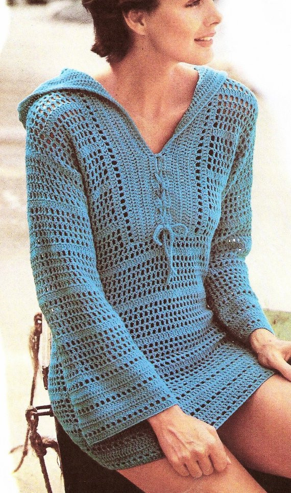 Inspirational Crochet Hoo Pullover Tunic Pattern Crochet by Crochet Hoodie Pattern Free Of Attractive 40 Photos Crochet Hoodie Pattern Free