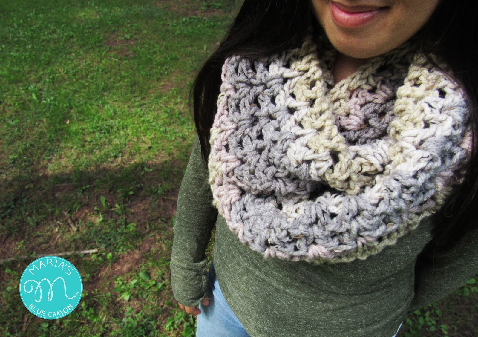 Inspirational Crochet Infinity Scarf Using E Caron Sprinkle Cake Caron Tea Cakes Patterns Of Incredible 46 Pics Caron Tea Cakes Patterns