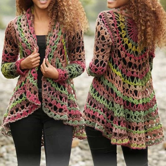 Inspirational Crochet Jacket Lots Gorgeous Free Patterns Crochet Jackets Patterns Of Top 44 Photos Crochet Jackets Patterns