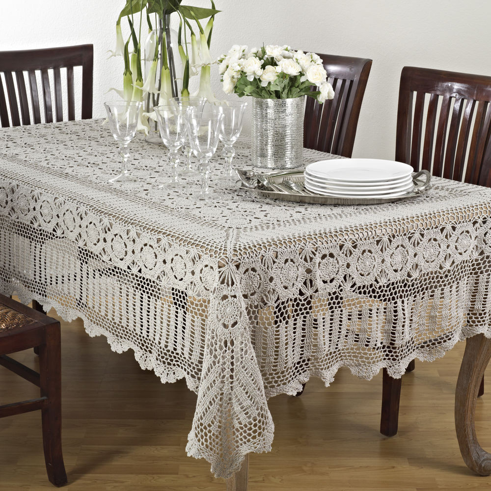 Inspirational Crochet Lace Tablecloth Crochet Table Of Awesome 45 Models Crochet Table