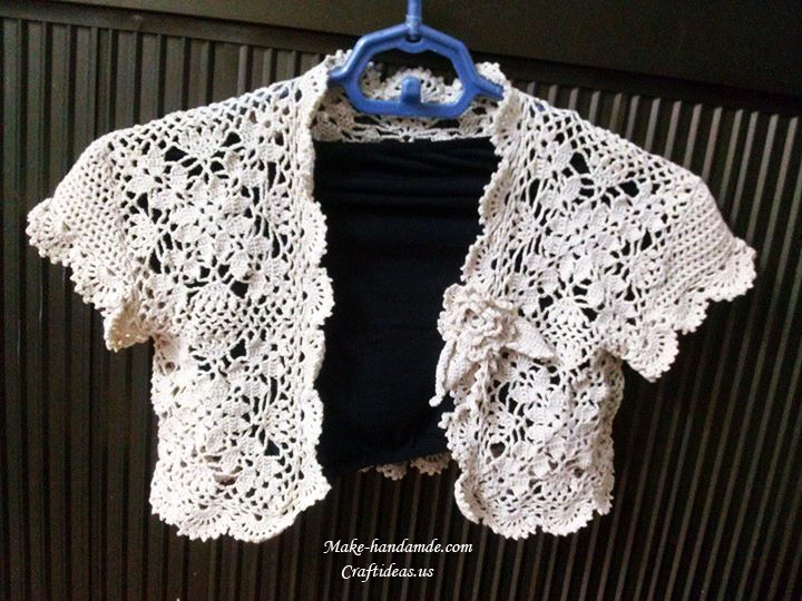 Inspirational Crochet Lace Vest and Cardigan for Girl Craft Ideas Crochet Lace Vest Of Incredible 40 Images Crochet Lace Vest