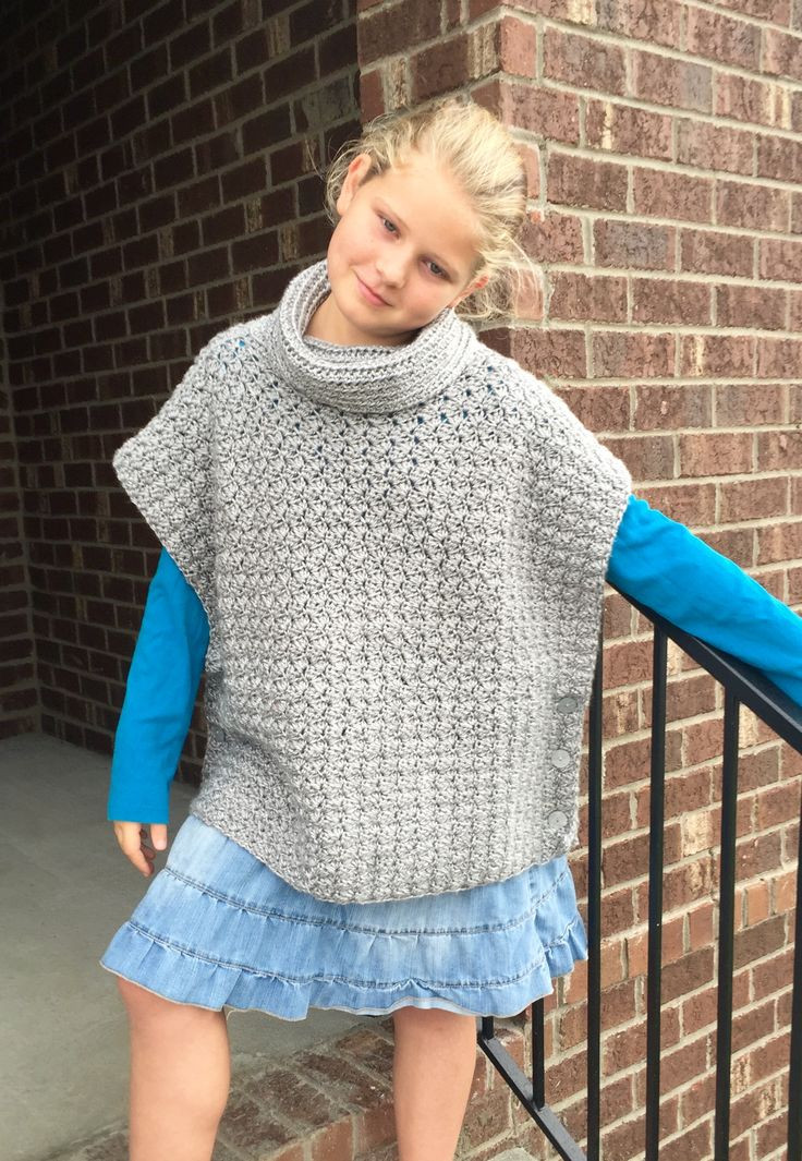 Inspirational Crochet Pattern – Fiona Poncho with Cowl for Babies Baby Poncho Pattern Of Gorgeous 49 Images Baby Poncho Pattern