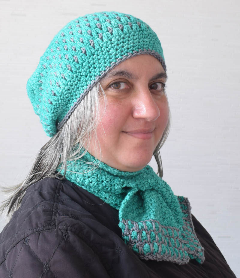 Inspirational Crochet Pattern In the Neighborhood Slouchy Hat Hat and Scarf Crochet Pattern Of Lovely 41 Pictures Hat and Scarf Crochet Pattern