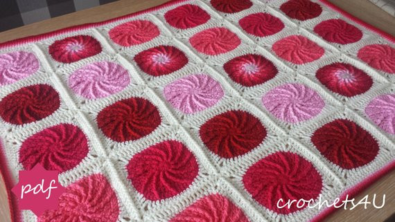 Inspirational Crochet Pattern Twirling Circle Afghan Crochet Blanket Crochet Circle Blanket Pattern Of Brilliant 42 Pictures Crochet Circle Blanket Pattern