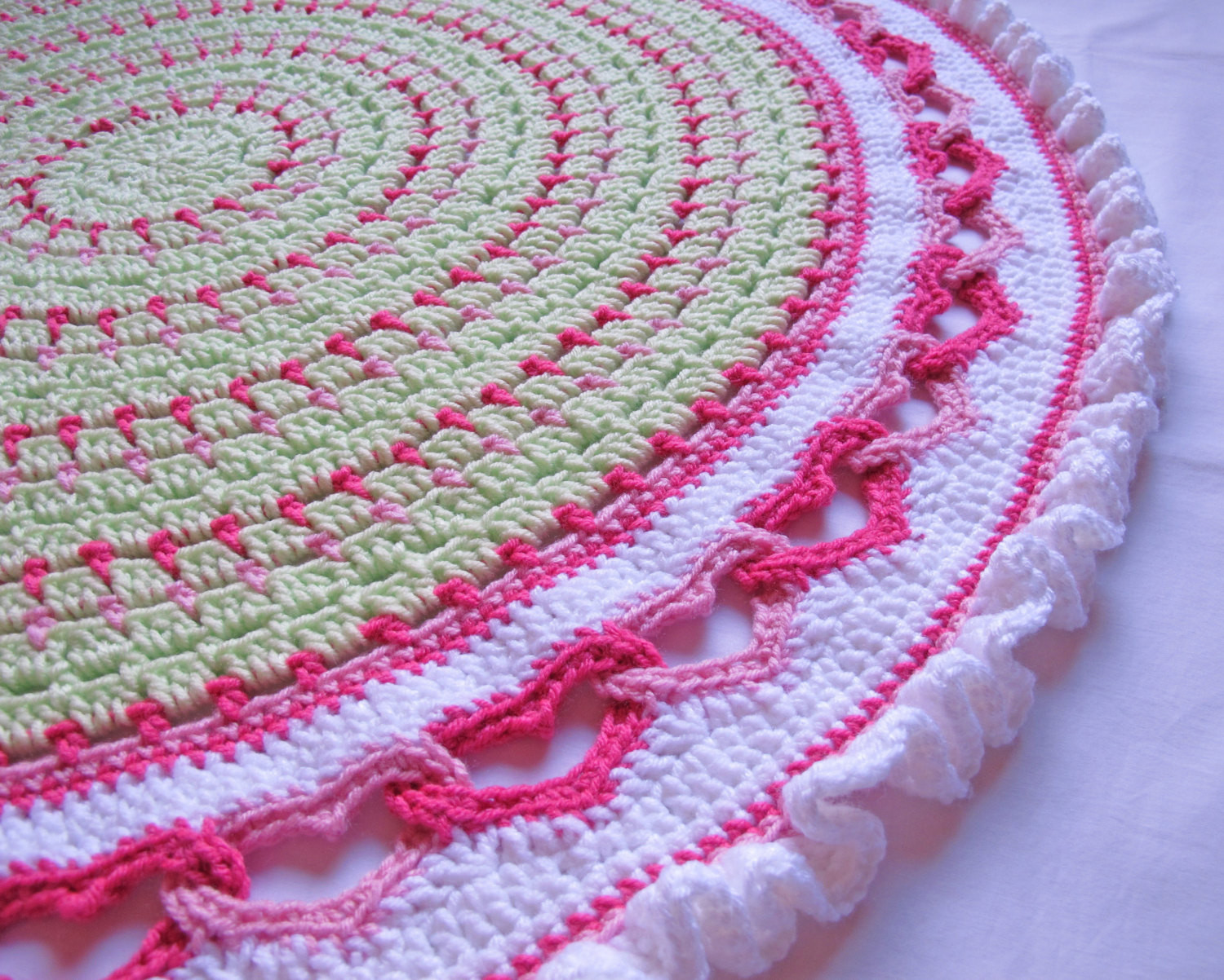 Inspirational Crochet Patterns for Round Baby Blankets Dancox for Round Crochet Blanket Of Fresh 46 Models Round Crochet Blanket