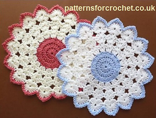 Inspirational Crochet Patterns Galore Round Table Mat Crochet Table Mat Of Gorgeous 47 Ideas Crochet Table Mat