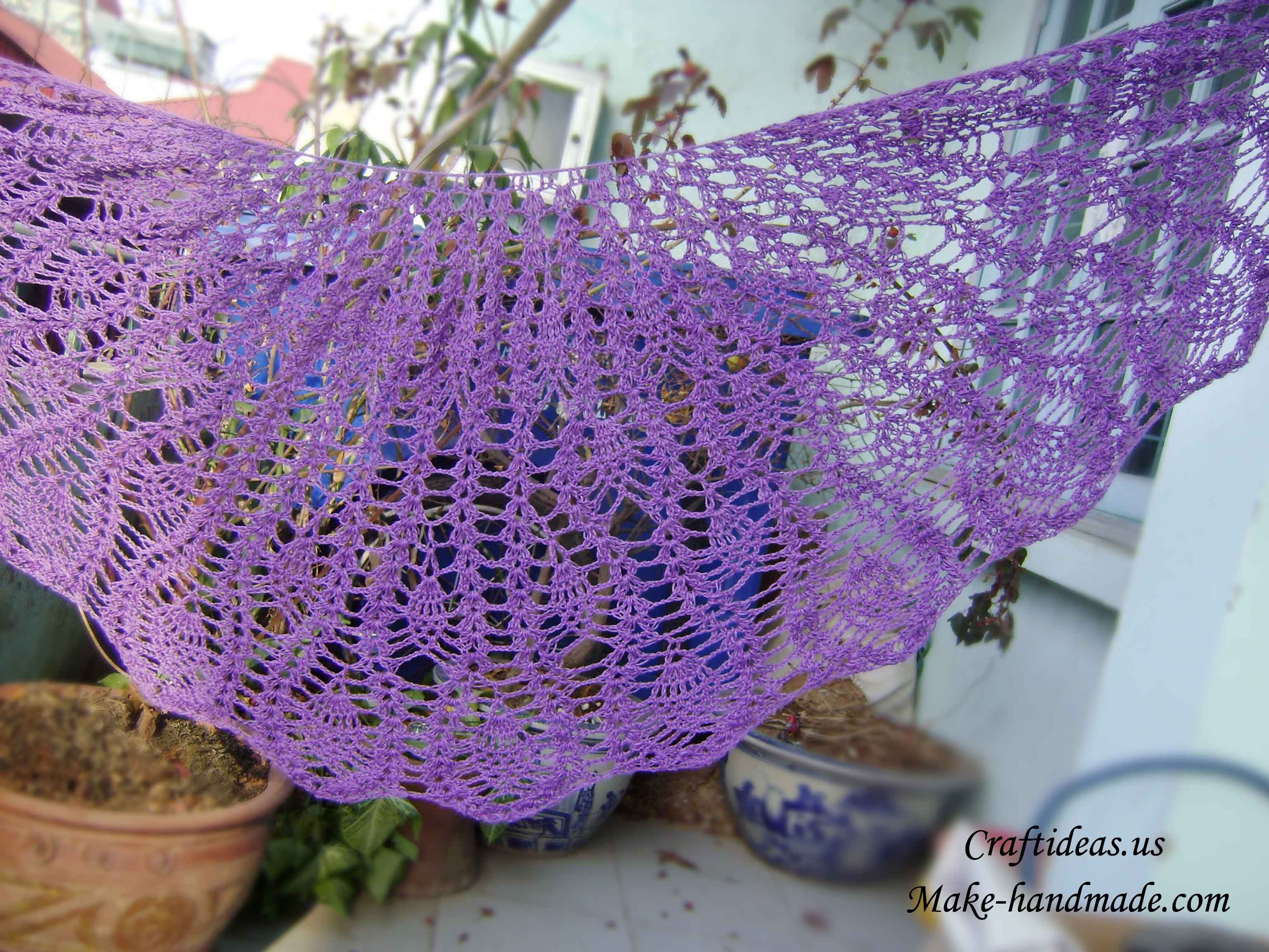Inspirational Crochet Pineapple Shawl and Peacock Tail Shawl for La S Crochet A Shawl Of Innovative 48 Images Crochet A Shawl