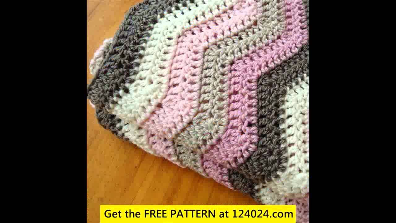 Inspirational Crochet Ripple Afghan Pattern Afghan Crochet Youtube Of Luxury 40 Pictures Afghan Crochet Youtube
