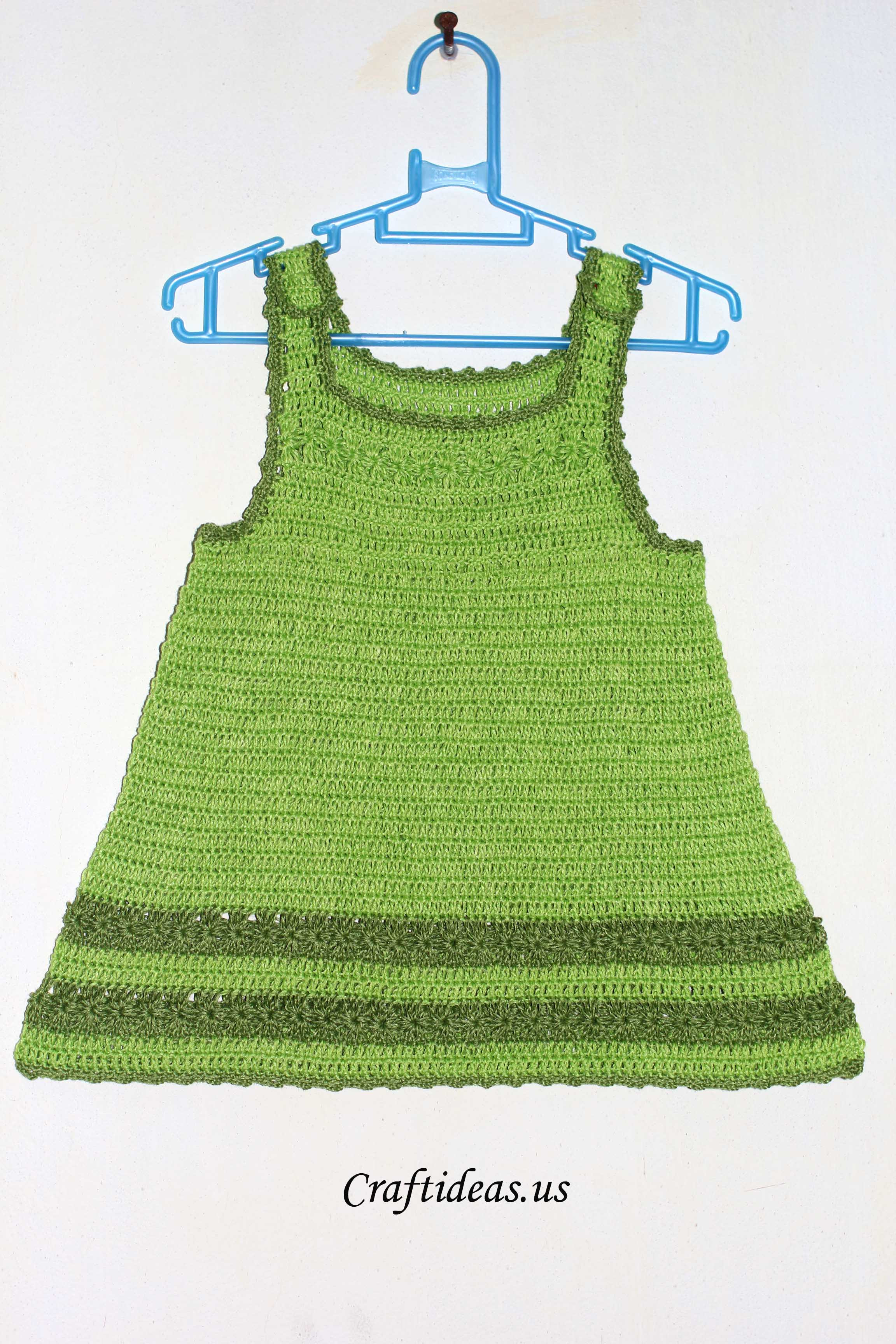 Inspirational Crochet Summer and Spring Dress for Little Girls Craft Ideas Crochet Little Girl Dress Of Awesome 44 Images Crochet Little Girl Dress