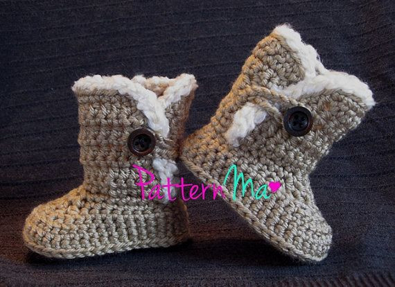 Inspirational Crochet Women S Slippers Boots Size 5 12 22 Crochet Ugg Boots Of Beautiful 42 Ideas Crochet Ugg Boots