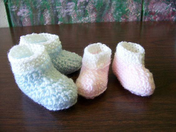 Inspirational Crocheted Baby Booties by Picable Via Flickr Free Preemie Crochet Patterns Of Gorgeous 42 Pics Free Preemie Crochet Patterns