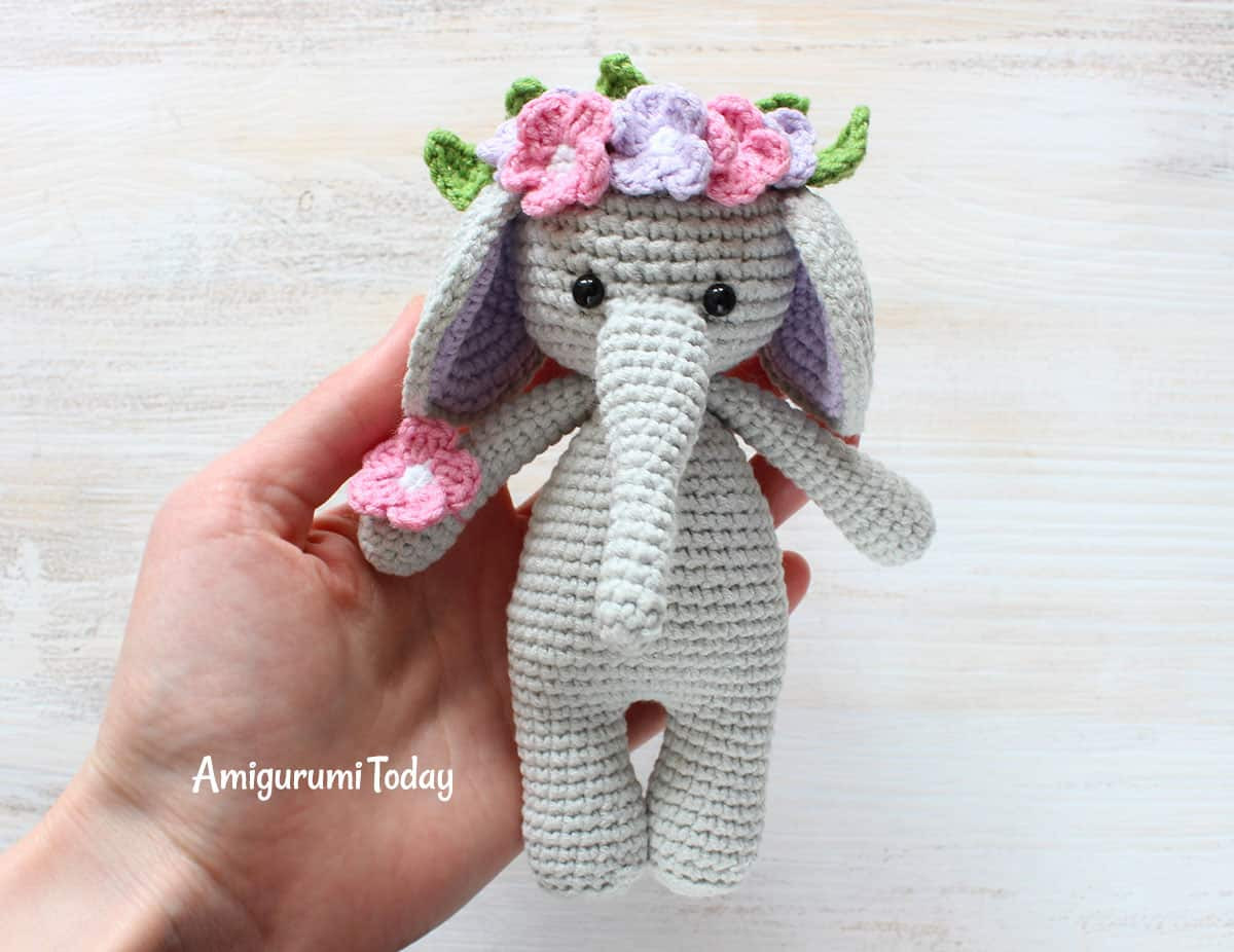 Inspirational Cuddle Me Elephant Crochet Pattern Amigurumi today Crochet today Of Beautiful 40 Photos Crochet today