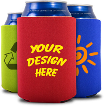 Inspirational Custom Collapsible Fabric Can Koozie Can Cozy Of Wonderful 48 Pictures Can Cozy