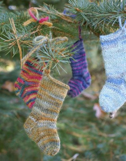 Inspirational Cute and Cozy Knitted Christmas Decorations Ideas the Xerxes Knitted Christmas ornaments Of Incredible 50 Models Knitted Christmas ornaments