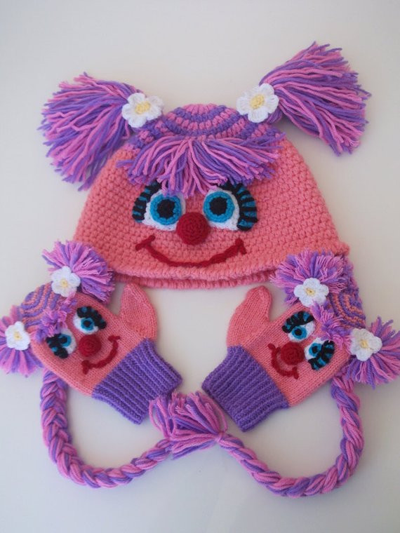 Inspirational Cute Hat and Gloves Crochet Baby Hat and Mitten for Crochet toddler Mittens Of Awesome 41 Pictures Crochet toddler Mittens