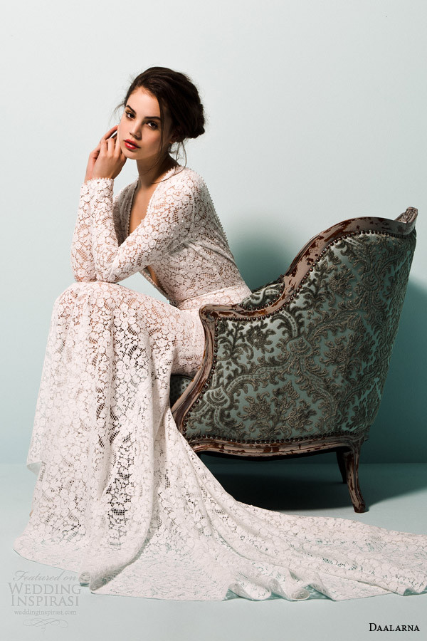Inspirational Daalarna Couture 2015 Wedding Dresses — Pearl Bridal Long Crochet Dress Of Lovely 48 Pics Long Crochet Dress
