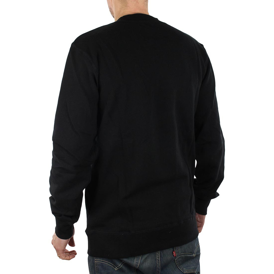 Inspirational Dc Shoes Skate Circle Crew Neck Sweater Black 03 Circle Sweater Of Innovative 50 Ideas Circle Sweater
