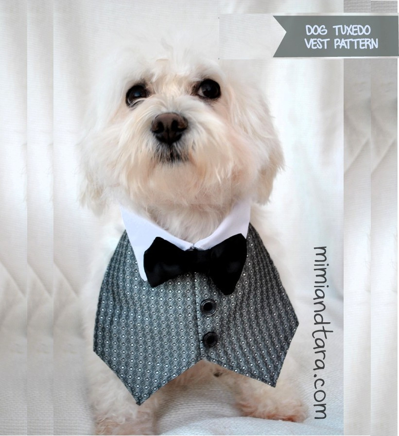 Inspirational Dog Tuxedo Vest Pattern Dog Sewing Patterns Of Amazing 40 Images Dog Sewing Patterns