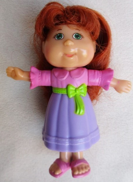 Dolls COLLECTABLE LITTLE CABBAGE PATCH DOLL MADE FOR