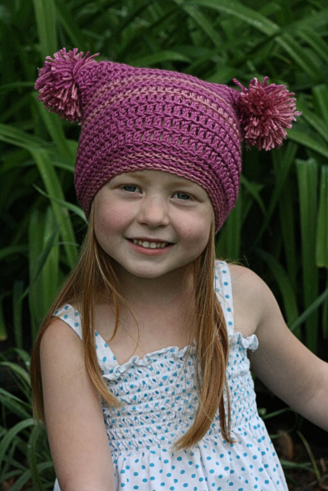 Inspirational Double Pom Pom Hat Free Crochet Patterns for Beginners Double Crochet Hat Of Great 43 Models Double Crochet Hat