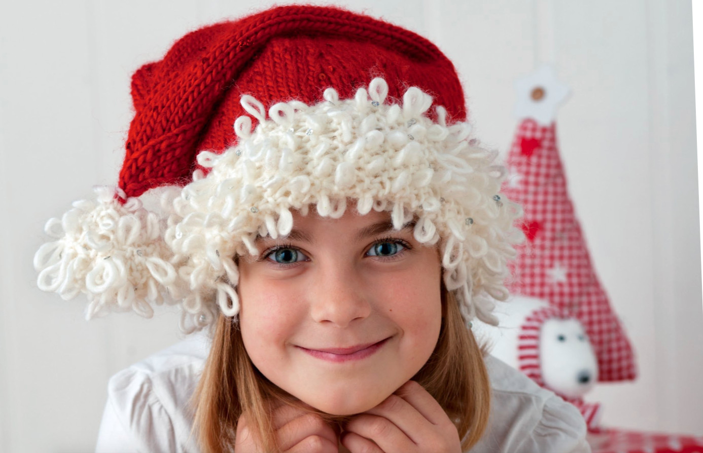 Inspirational Download Our top 10 Free Christmas Knitting Patterns Knitted Santa Hat Of Fresh 50 Photos Knitted Santa Hat
