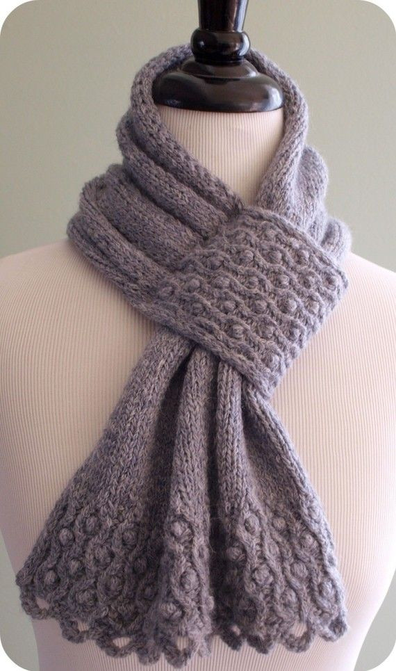Inspirational Drifted Pearls Scarf Knitting Pattern Pdf From Etsy Shop Knitting Ideas Of Superb 43 Images Knitting Ideas