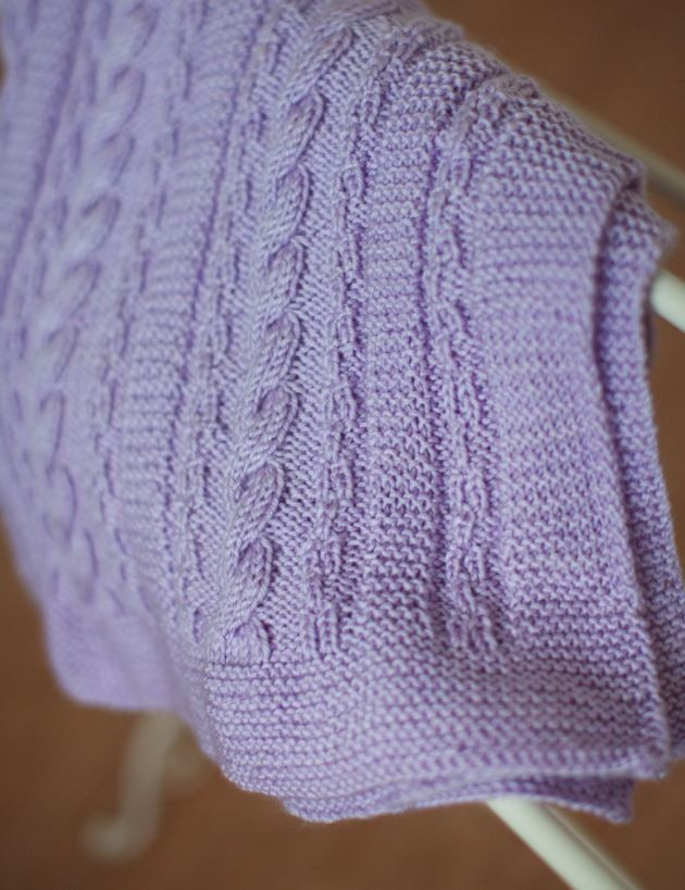 Inspirational Dusty Lavender Cable Blanket 2 Extra 700 Id Cable Knit Baby Blanket Of Amazing 41 Photos Cable Knit Baby Blanket