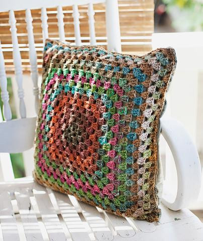 Inspirational E Big Granny Square Throw & Afghan Plus A Pillow top Large Granny Square Pattern Of New 47 Photos Large Granny Square Pattern