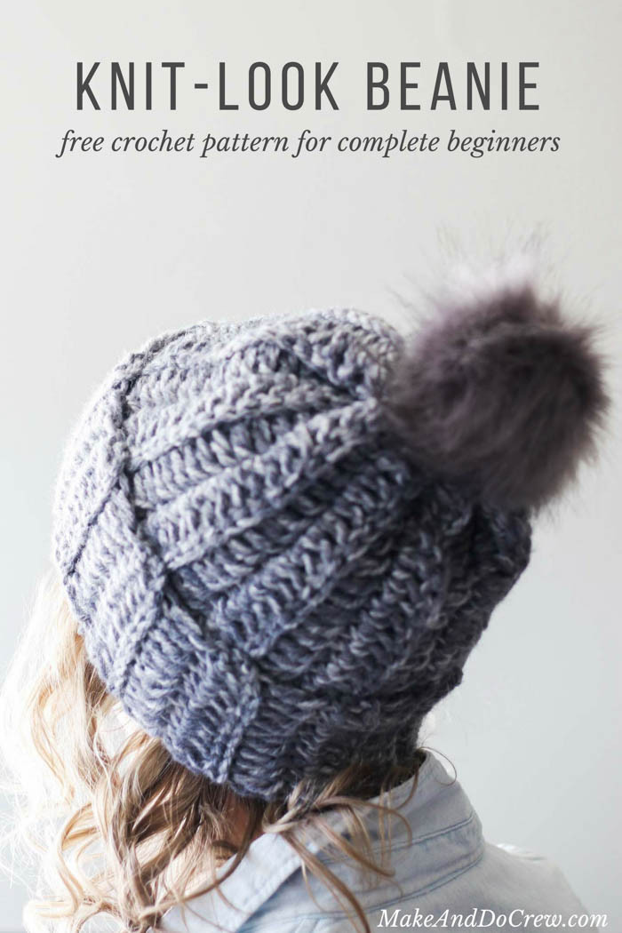 Inspirational E Hour Free Crochet Hat Pattern for Beginners Video Simple Crochet Beanie Free Pattern Of Adorable 48 Images Simple Crochet Beanie Free Pattern