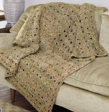 easy afghan patterns to crochet for beginners