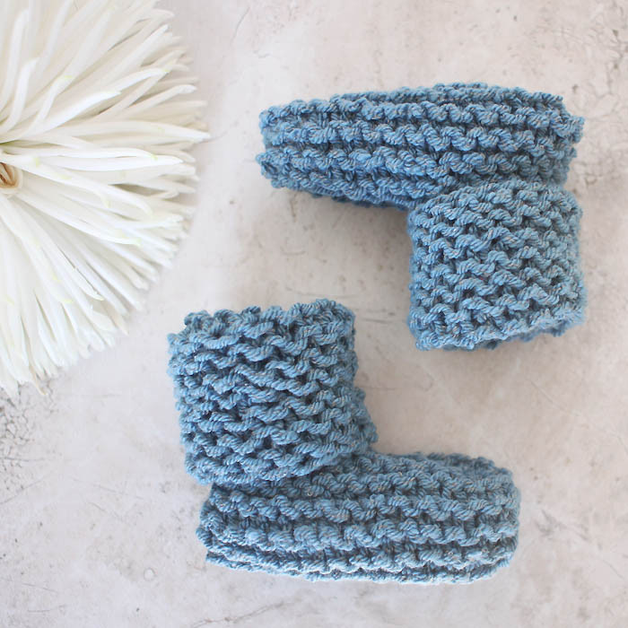 Inspirational Easy Cuffed Baby Booties Free Knitting Pattern Gina Michele Baby Booties Knitting Pattern Of Awesome 47 Pics Baby Booties Knitting Pattern