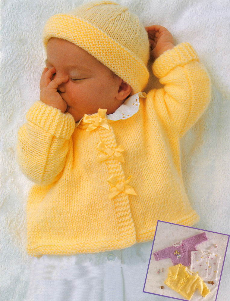 Inspirational Easy Knitting Pattern 9070 Baby Cardigan Sweater & Hat 45 Easy Knit Baby Sweater Of Fresh 41 Ideas Easy Knit Baby Sweater