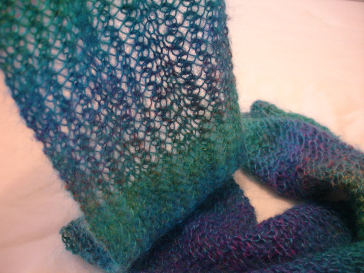 Inspirational Easy Lacey Scarf – Free Knitting Pattern Yarn Scarf Of Attractive 49 Photos Yarn Scarf