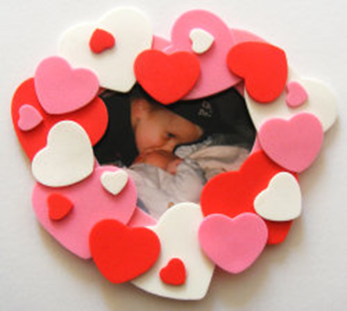Inspirational Easy Valentine S Day Crafts for Kids Picture Frame Crafts for Kids Of Adorable 48 Models Picture Frame Crafts for Kids