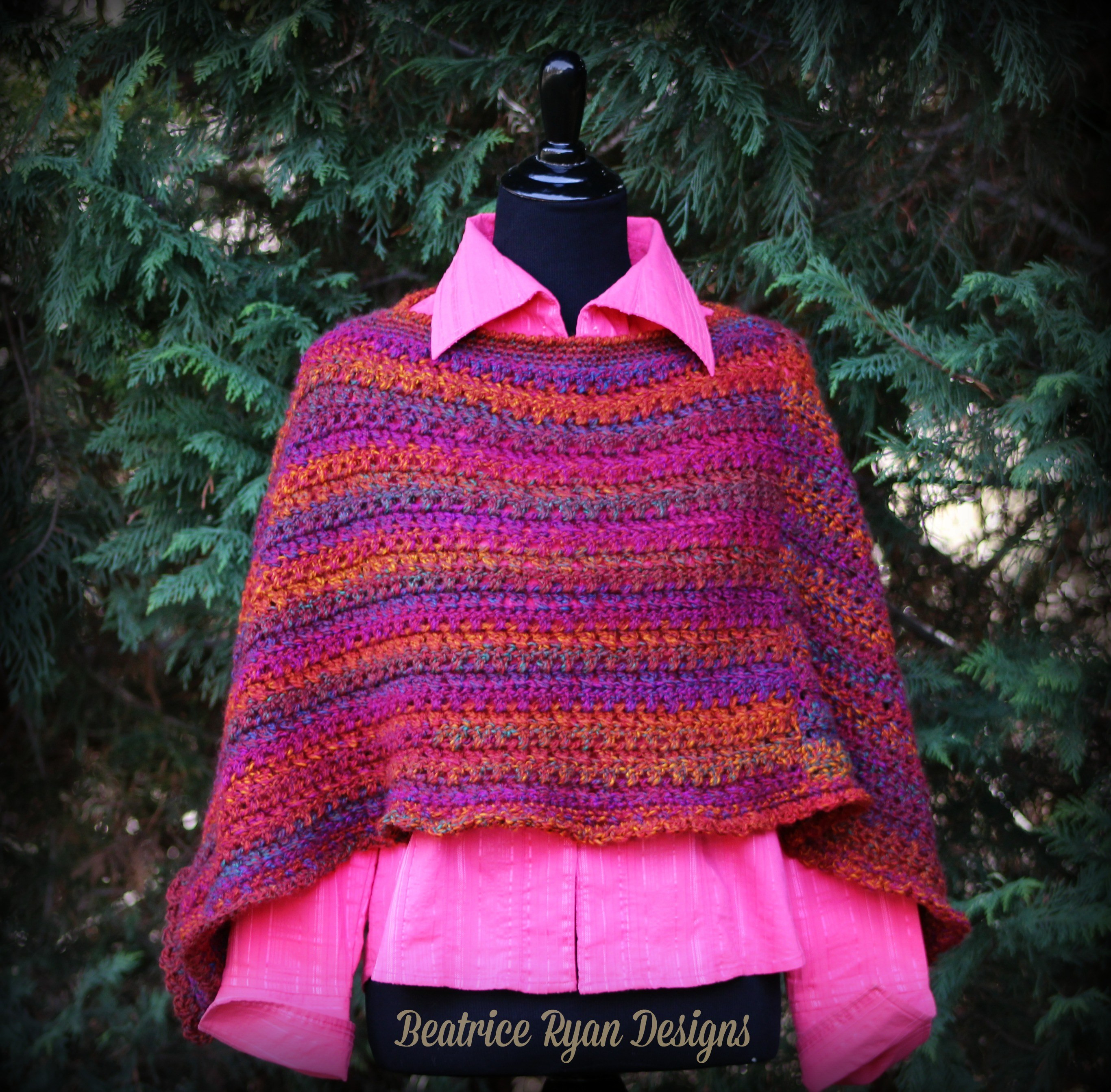 Inspirational Effortless Chic Poncho Free Crochet Pattern Free Crochet Of Contemporary 42 Ideas Free Crochet