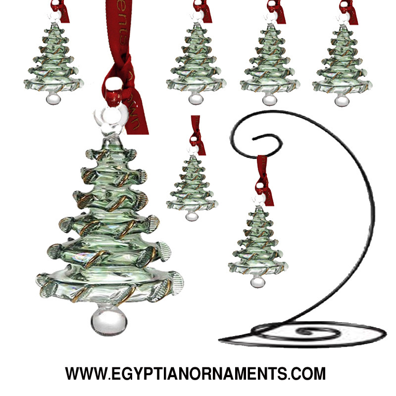 Inspirational Egyptian Glass ornaments Glass Christmas Tree Decorations Of Great 42 Ideas Glass Christmas Tree Decorations